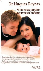 """Livre """"Nouveaux parents, nouveaux enfants"""""""